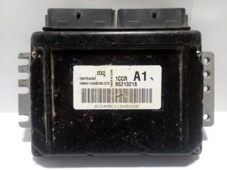 Запчасть блок управления двигателем DAEWOO MATIZ 1998-2015