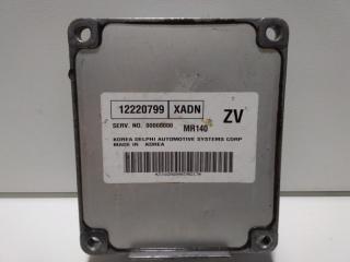 Запчасть блок управления двигателем CHEVROLET LANOS 2004-2010