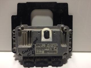 Запчасть блок управления двигателем CITROEN C4 2012>