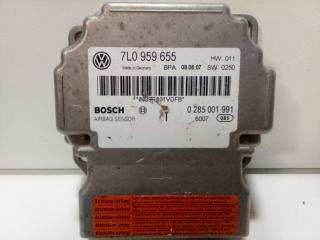 Запчасть блок управления подушками безопасности PORSCHE CAYENNE 1 2002-2010