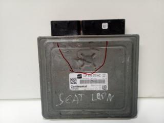 Запчасть блок электронный SEAT LEON 2005-2013