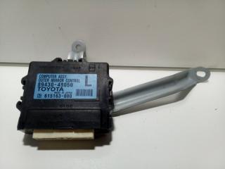 Блок управления зеркалом левый LEXUS RX 2009