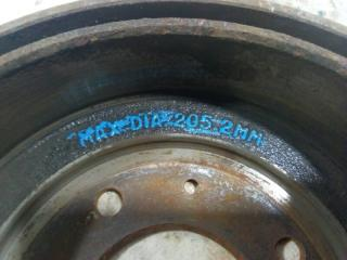 Запчасть тормозной барабан HYUNDAI ELANTRA 3 2000-2006