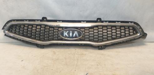 Запчасть решетка радиатора передняя KIA PICANTO 2 2011-2017
