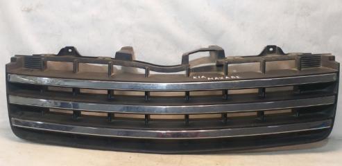 Запчасть решетка радиатора передняя KIA MOHAVE 2008-2017