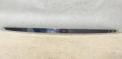 Запчасть молдинг крышки багажника задний HYUNDAI SANTA FE 2 2010-2012