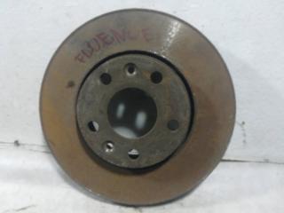 Запчасть диск тормозной передний RENAULT DUSTER