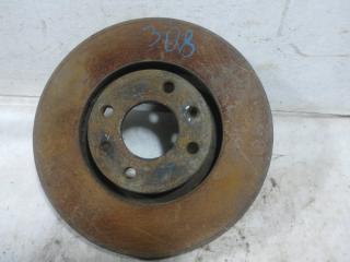 Запчасть диск тормозной передний PEUGEOT 308