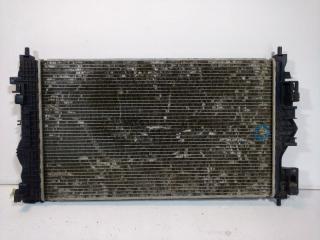 Запчасть радиатор основной OPEL ASTRA J