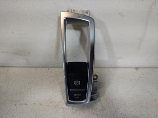 Кнопка фиксатора стояночного тормоза BMW X3 2011