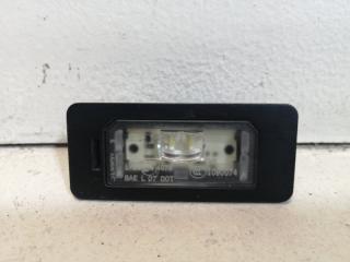 Запчасть фонарь освещения номерного знака задний BMW X3 2011