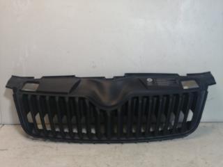 Запчасть решетка радиатора передняя SKODA FABIA 2 2007-2015