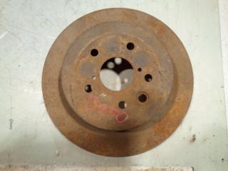 Запчасть тормозной диск задний LEXUS IS 2005-2013