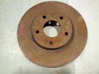 Запчасть тормозной диск передний NISSAN JUKE 2011-2019