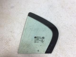 Запчасть стекло двери  (форточка) заднее левое CHEVROLET AVEO T300 2012-