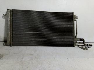 Запчасть радиатор кондиционера (конденсер) SKODA RAPID