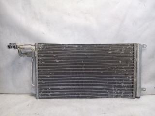 Запчасть радиатор кондиционера (конденсер) SKODA FABIA 2 2011>