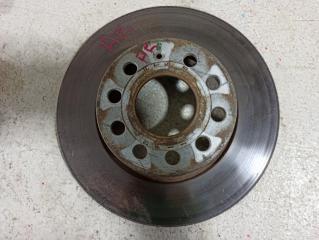 Запчасть диск тормозной задний AUDI A3