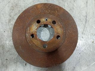 Запчасть диск тормозной передний VOLKSWAGEN POLO