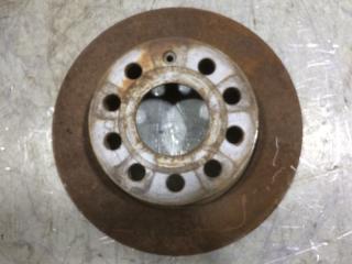 Запчасть диск тормозной задний VOLKSWAGEN GOLF 5 2003-2009