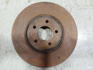 Запчасть диск тормозной передний NISSAN JUKE