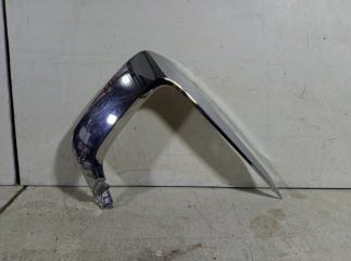 Запчасть накладка переднего бампера левая MITSUBISHI PAJERO 3