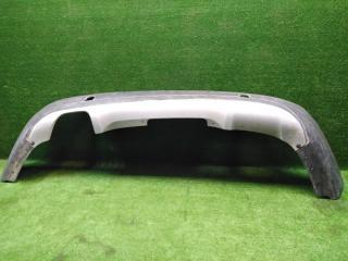 Запчасть накладка бампера задняя BMW X1 2009-2015