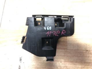 Запчасть кронштейн бампера задний правый Volvo V60 2011