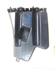 Запчасть кронштейн бампера передний правый Volvo V60 2011