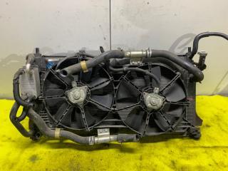 Радиатор охлаждения двигателя Mazda 3 BL (б/у)