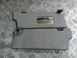 Козырек солнцезащитный Chevrolet Lacetti 2012
