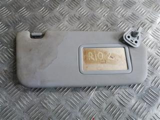 Козырек солнцезащитный передний правый Kia Rio 2 2007