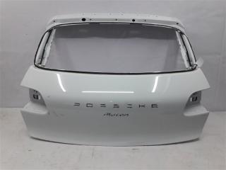 Запчасть крышка багажника Porsche Macan 2013-