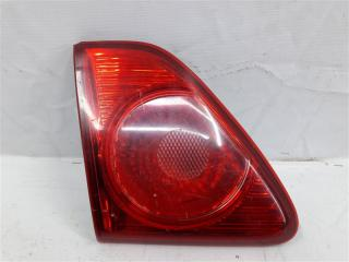 Запчасть фонарь внутренний задний левый Toyota Corolla 2010-2006