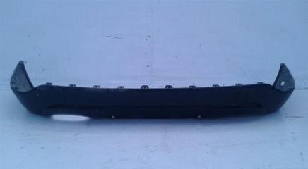 Запчасть юбка бампера задняя BMW X1 2009-2012