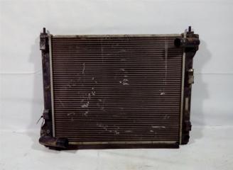 Запчасть радиатор охлаждения Nissan Juke 2011-