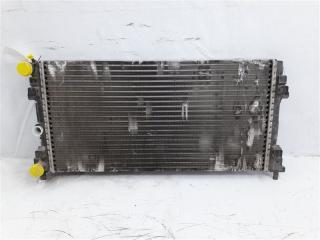 Запчасть радиатор охлаждения Skoda Rapid 2012-