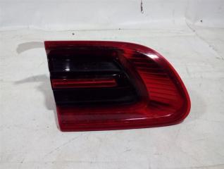 Запчасть фонарь внутренний задний левый Porsche Macan 2013-2019