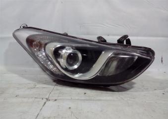 Запчасть фара правая Hyundai I30 2012-2015