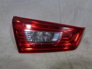Запчасть фонарь задний левый Mitsubishi ASX 2010-