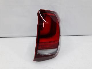 Запчасть фонарь наружный задний правый BMW X5 2013-2018