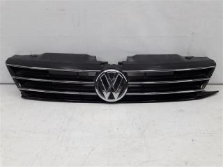 Запчасть решетка радиатора правая Volkswagen Jetta 6 2014-2019