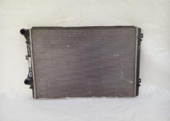 Запчасть радиатор охлаждения Volkswagen Golf 2003-2008
