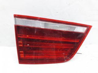 Запчасть фонарь внутренний задний левый BMW X3 2010-2017