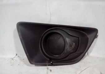 Запчасть накладка птф передняя левая Ford EcoSport 2014-2019