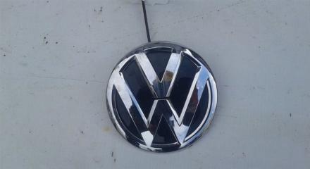 Запчасть эмблема Volkswagen Polo 2011-