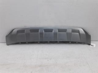 Запчасть накладка бампера передняя Audi Q7 2015-2019
