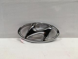 Запчасть эмблема задняя Hyundai I40 2011-2017
