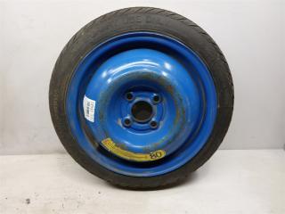 Колесо R14 / 105 / 70 Kumho spare wheel 4x100 штамп. 49ET  (б/у)