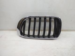 Запчасть решетка радиатора левая BMW X3 2010-2017